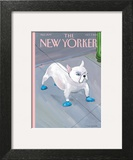 The New Yorker Cover - October 7, 2013 Wall Art by Maira Kalman