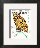 The New Yorker Cover - March 24, 2014 Posters by Ana Juan
