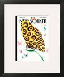 The New Yorker Cover - March 24, 2014 Poster by Ana Juan