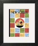 Goings On About Town - The New Yorker Cover, September 23, 2013 Posters by Ivan Brunetti