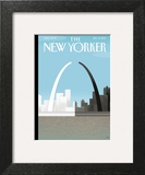 The New Yorker Cover - December 8, 2014 Wall Art by Bob Staake