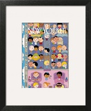 The New Yorker Cover - April 21, 2014 Prints by Ivan Brunetti