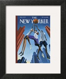 The New Yorker Cover - September 28, 2015 Posters by Mark Ulriksen
