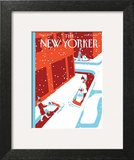 The New Yorker Cover - March 10, 2014 Art Print by Otto Steininger