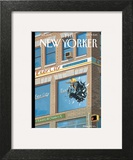 Exercity - The New Yorker Cover, September 9, 2013 Prints by Bruce McCall
