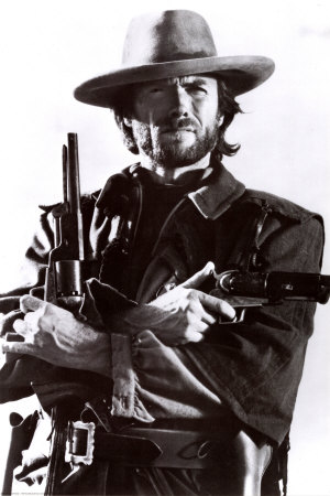 Clint Eastwood Plakat