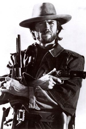Clint Eastwood Plakát