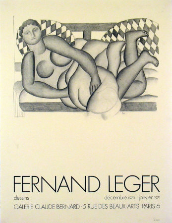 Nude, 1971 Samlingstryck