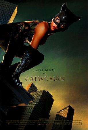 Catwoman Lámina