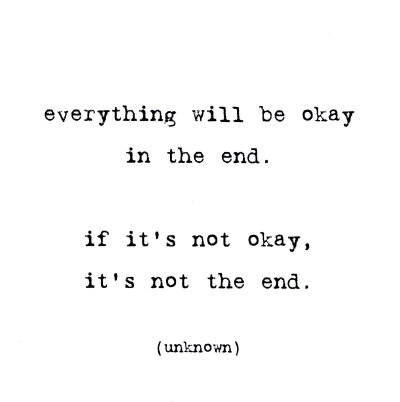 Everything Will Be OK - Unknown Magnet at AllPosters.