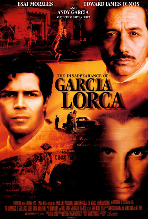 The Disappearance of Garcia Lorca Prints