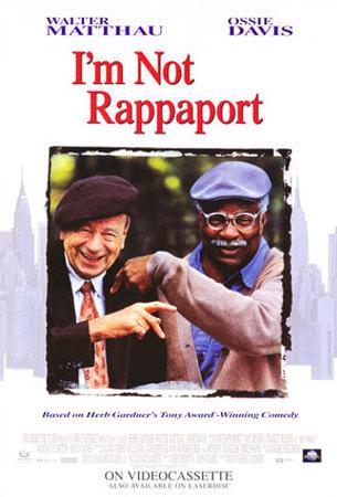 I'm Not Rappaport Prints