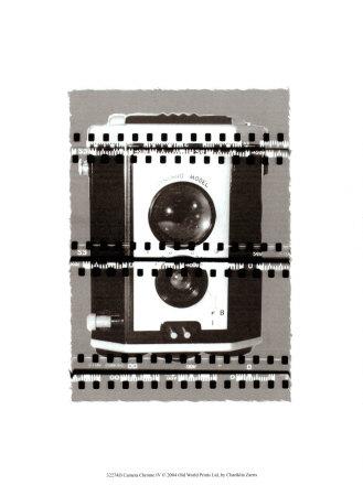 Camera Chrome IV Prints by Chariklia Zarris