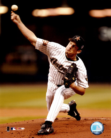Roy Oswalt - 2004 Pitching Action Photofile Photo