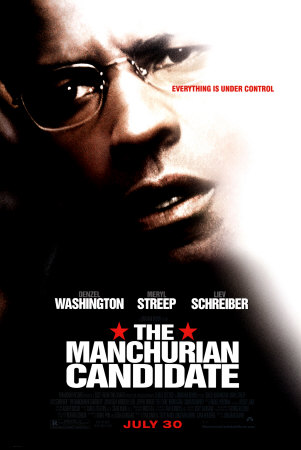 The Manchurian Candidate Posters!