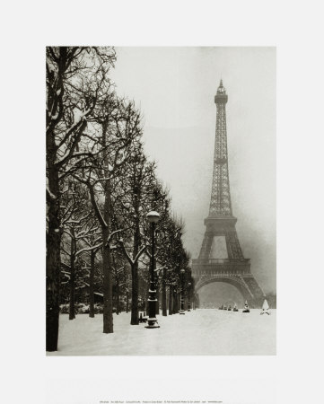 The Eiffel Tower Prints