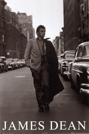 james dean as the iconic rebel figure essay The new film life tells how stock made friends with dean while shooting a photo-essay as a stills photographer on rebel 'dennis stock: james dean.