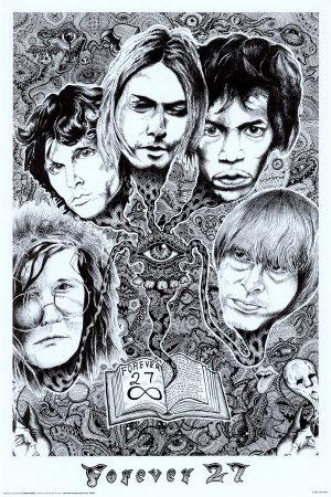Forever 27 Print