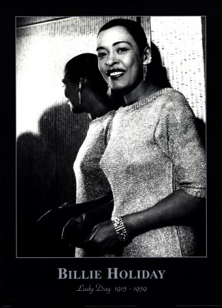 Billie Holiday - Lady Day Affiche géante