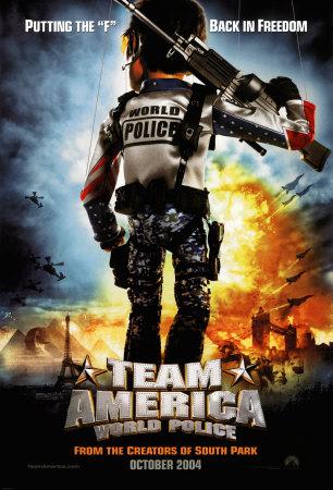 Team America: World Police (Advance) Print