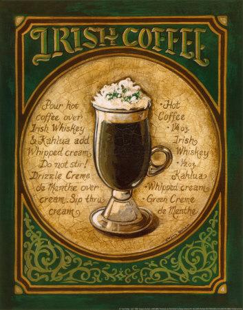 hmmmm irish coffee bailys irish coffee