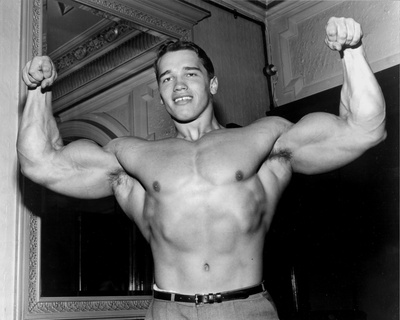Arnold Schwarzenegger Photo at