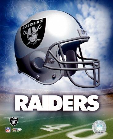 Oakland Raiders Helmet Logo Photo