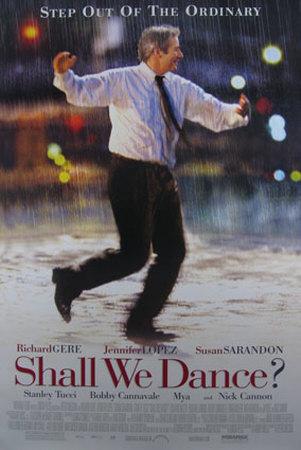 Shall We Dance Print