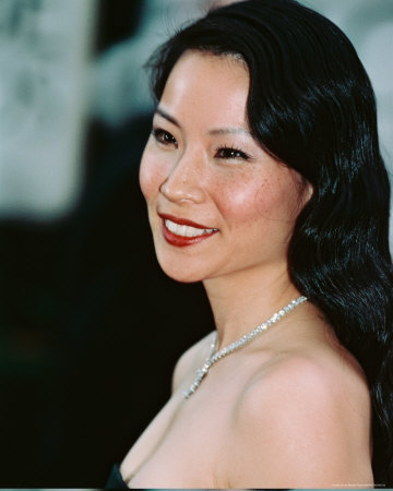 Lucy Liu Photographie
