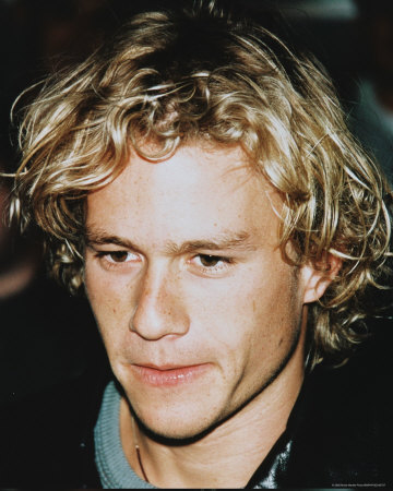 Heath Andrew Ledger April 4th