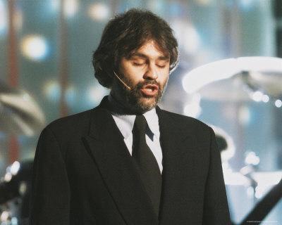 Andrea Bocelli Albums