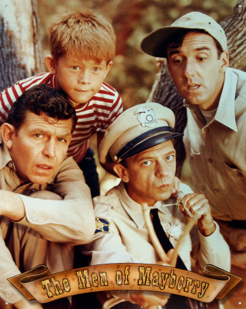 Andy Griffith Show Tin Sign