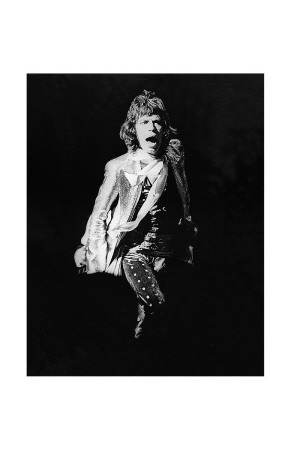 Mick in the Groove Prints