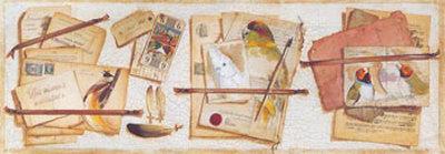 Trompe l'Oeil au Tarot Posters by Pascal Cessou