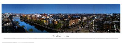 Dublin, Ireland Print