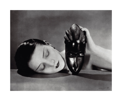 Noir et Blanche Prints by Man Ray
