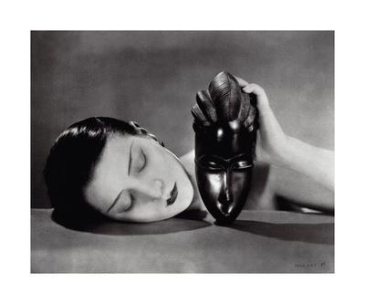 Noir et Blanche Pósters por Ray, Man