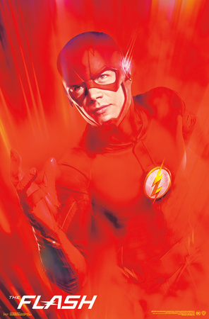 The Flash- Red Shift Photo