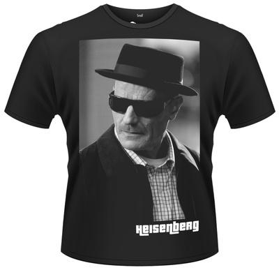 Breaking Bad- Heisenberg Photo T-shirts