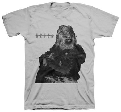Royal Blood- Cosmic Lion Shirts