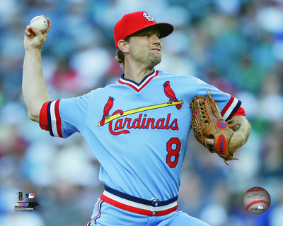 MLB: Mike Leake 2016 Action Photo