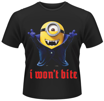 Minions- I Won't Bite T-Shirt