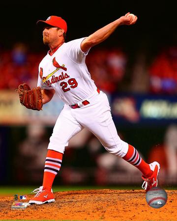 MLB: Zach Duke 2016 Action Photo