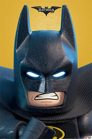 Lego Batman- Close Up Affischer