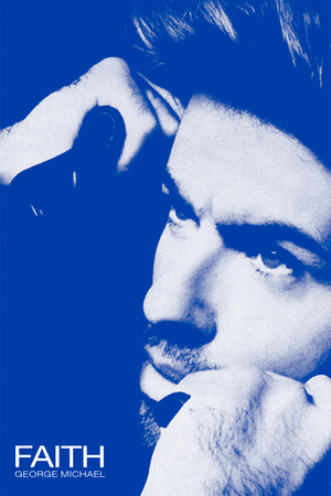 George Michael- Faith Posters