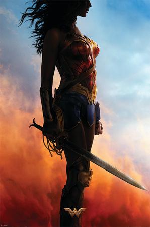 Wonder Woman- Teaser Posters