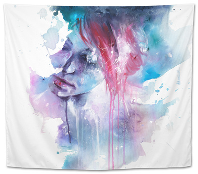 Memory Tapestry by Agnes Cecile