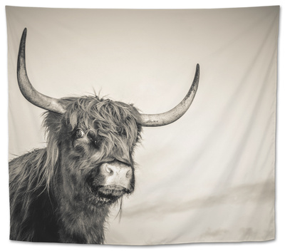 The Highlands 3 Tapestry by Mark Gemmell