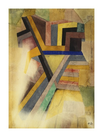 Abstract Painting Prints by Paul Klee