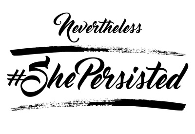 She Persisted Poster